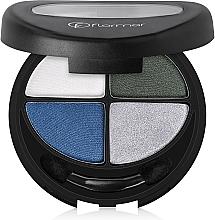 Profumi e cosmetici Ombretto occhi - Flormar Compact Quartet Eye Shadow