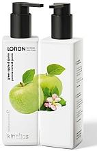 "Profumi e cosmetici Crema nutriente mani e corpo ""Mela verde e gelsomino"" - Kinetics Green apple & Jasmine Lotion"