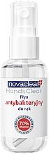 Profumi e cosmetici Spray antibatterico per le mani - Novaclear Hands Clear