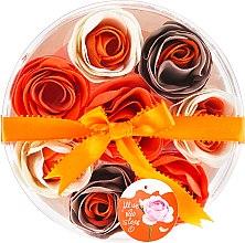 """Profumi e cosmetici Confetti da bagno """"Arancia"""", 8 pz. - Spa Moments Bath Confetti Orange"""
