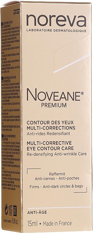 Crema contorno occhi multifunzionale - Noreva Laboratoires Noveane Premium Multi-Corrective Eye Care