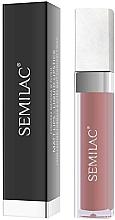 Profumi e cosmetici Rossetto liquido opaco - Semilac Liquid Matte Lipstick