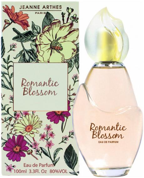 Jeanne Arthes Romantic Blossom - Eau de Parfum