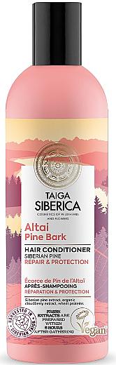 Condizionante per ripristinare i capelli danneggiati - Natura Siberica Doctor Taiga