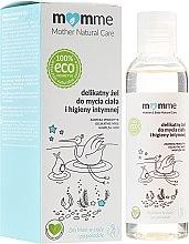 Profumi e cosmetici Gel corpo delicato e intimo - Momme Mother Natural Care Gel