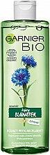 Profumi e cosmetici Acqua micellare viso lenitiva - Garnier Bio Soothing Cornflower Micellar Water