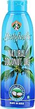 Profumi e cosmetici Olio di cocco del Kerala naturale per capelli e corpo - Bestofindia Natural Coconut Oil