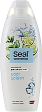 "Profumi e cosmetici Gel doccia ""Menta e lime"" - Seal Cosmetics Shower Gel"