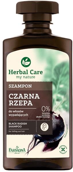 """Shampoo """"Rapa nera"""" - Farmona Herbal Care"""
