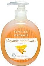 Profumi e cosmetici Sapone liquido rivitalizzante per le mani - Bentley Organic Body Care Revitalising Handwash