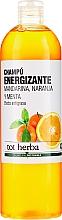 Profumi e cosmetici Shampoo - Tot Herba Tangerine and Orange Energizing Shampoo