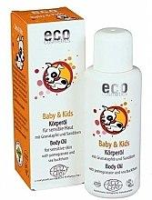Profumi e cosmetici Olio per il corpo del bambino - Eco Cosmetics Baby&Kids Body Oil