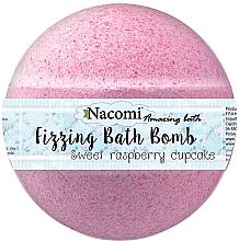 Profumi e cosmetici Bomba da bagno - Nacomi Raspberry Bath Bomb