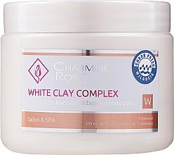 Profumi e cosmetici Maschera viso lenitiva e idratante all'argilla bianca - Charmine Rose White Clay Complex