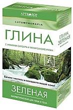 Profumi e cosmetici Argilla cosmetica verde per viso e corpo - Artcolor