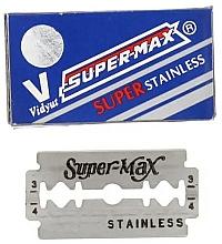 Profumi e cosmetici Lame, 10 pz. - Super-Max Super Stainless DE Razor Blades