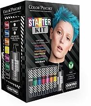 Profumi e cosmetici Set - Osmo Color Psycho Starter Kit (7xc/cr/150ml + tamer/250ml)