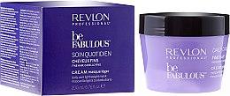 Profumi e cosmetici Maschera purificante per capelli fini - Revlon Professional Be Fabulous Daily Care Fine Hair Lightweight Mask