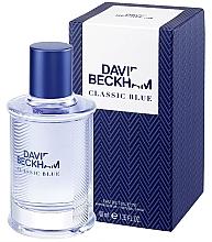 Profumi e cosmetici David Beckham Classic Blue - Eau de toilette
