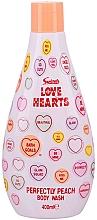 Profumi e cosmetici Gel doccia - Swizzels Love Hearts Perfectly Peach Shower Gel
