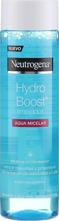 Acqua micellare - Neutrogena Hydro Boost Cleanser Micellar Water — foto N1