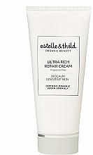 Profumi e cosmetici Crema viso rivitalizzante - Estelle & Thild BioCalm Ultra Rich Repair Cream