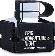 Profumi e cosmetici Emper Epic Adventure Night - Eau de toilette