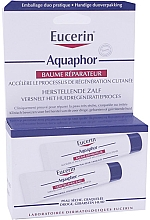 Profumi e cosmetici Set - Eucerin Aquaphor Skin Repairing Balm (balm/2x10ml)