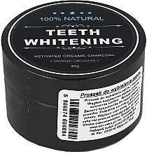Profumi e cosmetici Polvere sbiancante per i denti con carbone attivo - Biomika Natural Teeth Powder