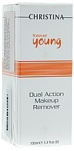Profumi e cosmetici Struccante - Christina Forever Young Dual Action Make Up Remover