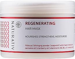 "Profumi e cosmetici Maschera per capelli ""Restauro"" - Naturativ Regeneration Mask"