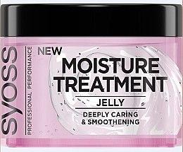 Profumi e cosmetici Maschera rigenerante per capelli - Syoss Moisture Treatment Jelly