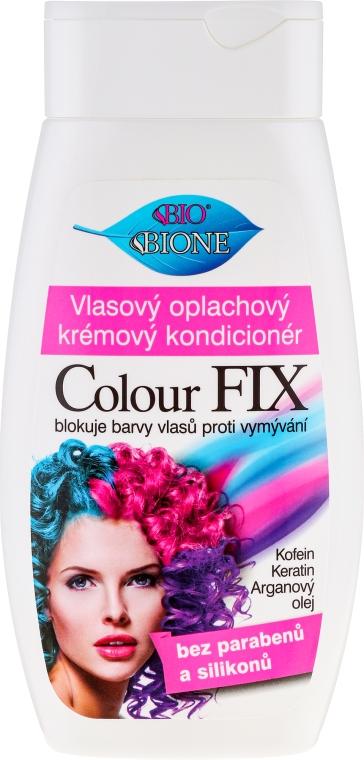 Condizionante capelli - Bione Cosmetics Colour Fix Hair Cream Conditioner — foto N1