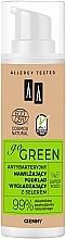 Profumi e cosmetici Fondotinta antibatterico - AA Go Green Foundation