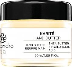Profumi e cosmetici Burro mani - Alessandro International Spa Hand Butter