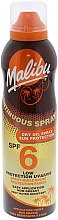 Profumi e cosmetici Olio corpo SPF 6 - Malibu Continuous Dry Oil Spray SPF 6