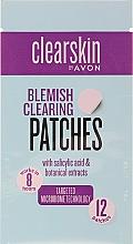 Profumi e cosmetici Patch detergenti per iperpigmentazione - Avon Clearskin Blemish Clearing Patches