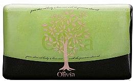 Profumi e cosmetici Sapone viso - Olivia Beauty & The Olive Facial Soap