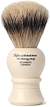 Profumi e cosmetici Pennello da barba, S2236 - Taylor of Old Bond Street Shaving Brush Super Badger size XL