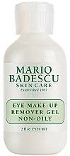 Profumi e cosmetici Gel struccante - Mario Badescu Eye Make-up Remover Gel