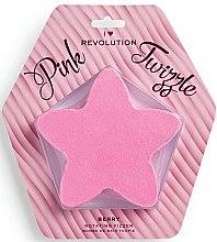 Profumi e cosmetici Bomba da bagno - I Heart Revolution I Love Revolution Pink Twizzle Star Fizzer