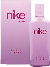 Profumi e cosmetici Nike Loving Floral Woman - Eau de toilette