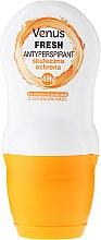 Profumi e cosmetici Deodorante roll-on - Venus Antyperspirant Roll-On Fresh