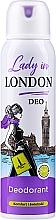 Profumi e cosmetici Deodorante - Lady In London Deodorant
