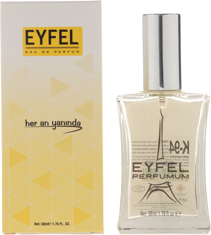 Eyfel Perfume K-94 - Eau de Parfum