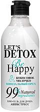 """Profumi e cosmetici Gel doccia """"Antistress"""" - Body Boom """"Be Happy"""""""