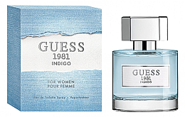 Profumi e cosmetici Guess 1981 Indigo for Women - Eau de toilette