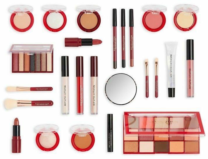 Kit trucco - Makeup Revolution Advent Calendar 2019 — foto N4