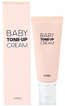Profumi e cosmetici Crema-base livellante - A'pieu Baby Tone-up Cream