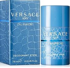 Profumi e cosmetici Versace Man Eau Fraiche - Deodorante stick